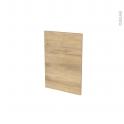 Façades de cuisine - Porte N°14 - HOSTA Chêne naturel - L40 x H57 cm