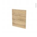 Façades de cuisine - Porte N°15 - HOSTA Chêne naturel - L50 x H57 cm