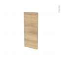HOSTA Chêne naturel - porte N°18 - L30xH70
