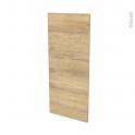 HOSTA Chêne naturel - porte N°23 - L40xH92