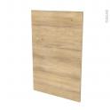 Façades de cuisine - Porte N°24 - HOSTA Chêne naturel - L60 x H92 cm