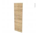 HOSTA Chêne naturel - porte N°26 - L40xH125