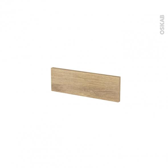 HOSTA Chêne naturel - face tiroir N°1 - L40xH13