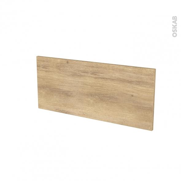 HOSTA Chêne naturel - face tiroir N°11 - L80xH35