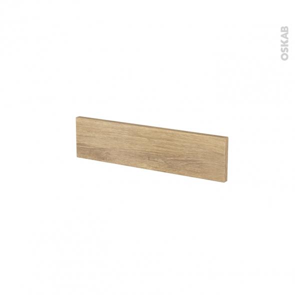 Façades de cuisine - Face tiroir N°2 - HOSTA Chêne naturel - L50 x H13 cm