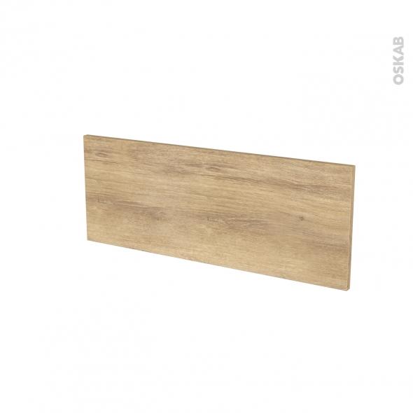 Façades de cuisine - Face tiroir N°38 - HOSTA Chêne naturel - L80 x H31 cm