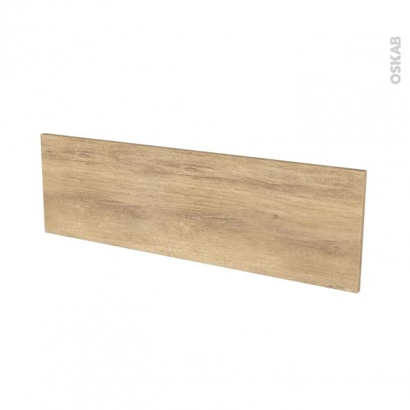 Façades de cuisine - Face tiroir N°40 - HOSTA Chêne naturel - L100 x H31 cm