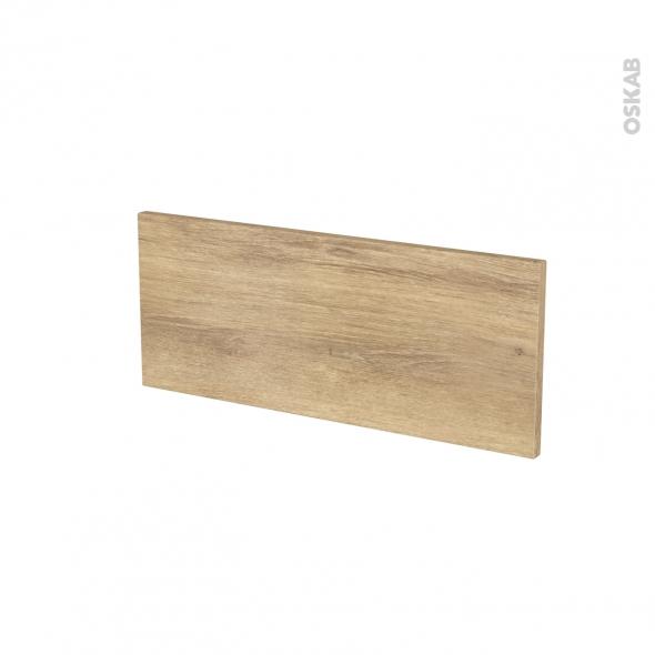 HOSTA Chêne naturel - face tiroir N°5 - L60xH25