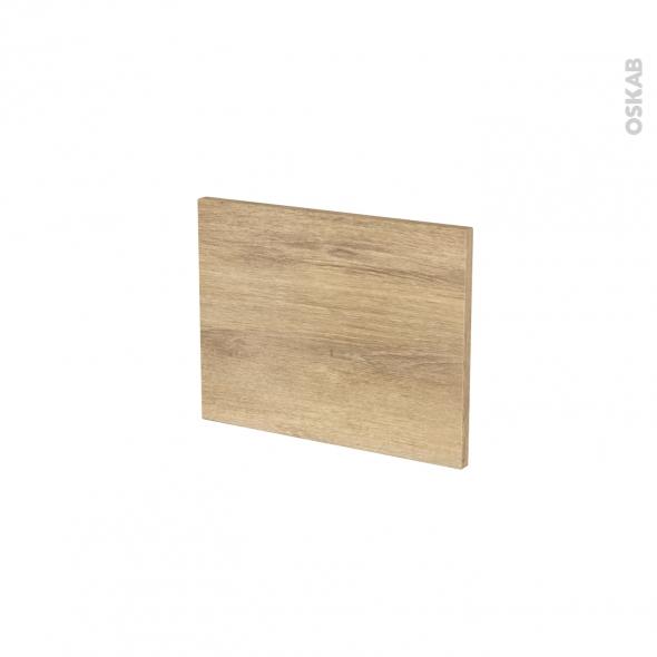 HOSTA Chêne naturel - face tiroir N°6 - L40xH31