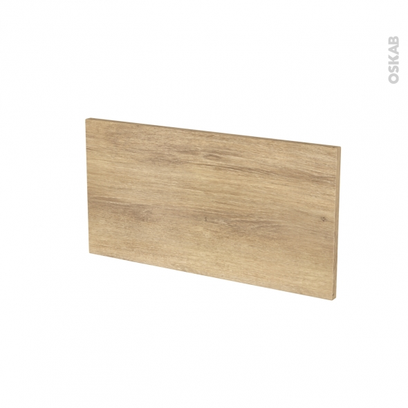 Façades de cuisine - Face tiroir N°8 - HOSTA Chêne naturel - L60 x H31 cm