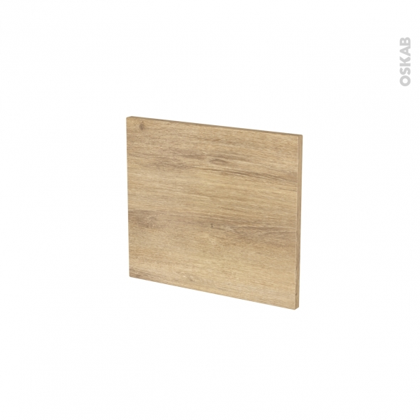 Façades de cuisine - Face tiroir N°9 - HOSTA Chêne naturel - L40 x H35 cm