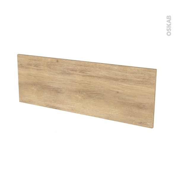 Façades de cuisine - Porte N°12 - HOSTA Chêne naturel - L100 x H35 cm