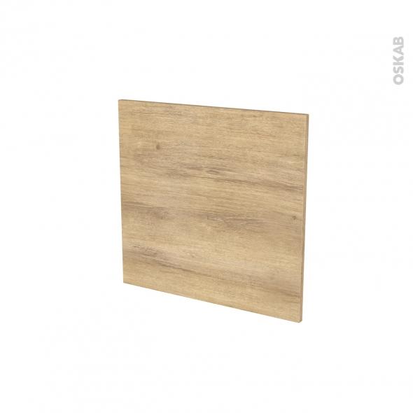 Façades de cuisine - Porte N°16 - HOSTA Chêne naturel - L60 x H57 cm