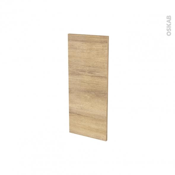 Façades de cuisine - Porte N°18 - HOSTA Chêne naturel - L30 x H70 cm