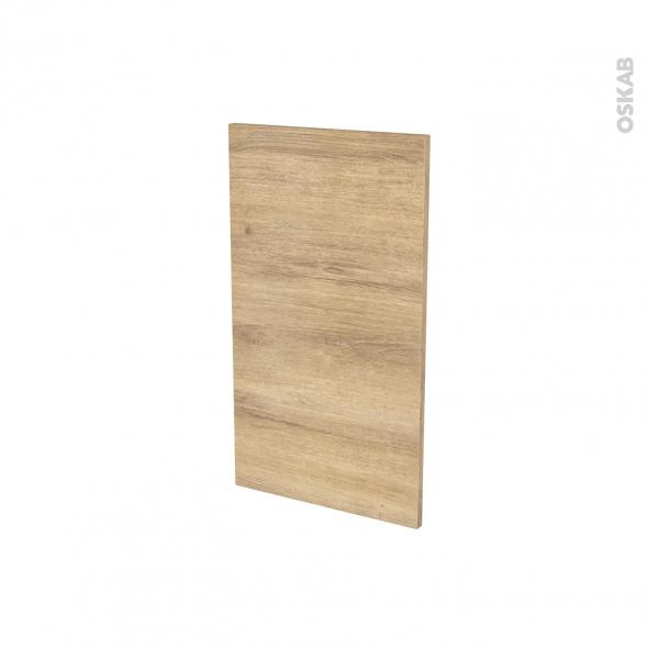 Façades de cuisine - Porte N°19 - HOSTA Chêne naturel - L40 x H70 cm