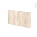 IKORO Chêne clair - face tiroir N°10 - L60xH35