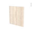 IKORO Chêne clair - porte N°21 - L60xH70