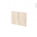 IKORO Chêne clair - face tiroir N°6 - L40xH31