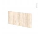 IKORO Chêne clair - face tiroir N°8 - L60xH31