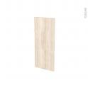 IKORO Chêne clair - porte N°18 - L30xH70