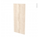 IKORO Chêne clair - porte N°23 - L40xH92