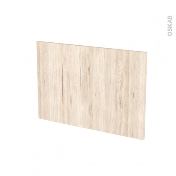 Façades de cuisine - Porte N°13 - IKORO Chêne clair - L60 x H41 cm