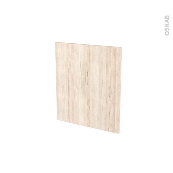Façades de cuisine - Porte N°15 - IKORO Chêne clair - L50 x H57 cm