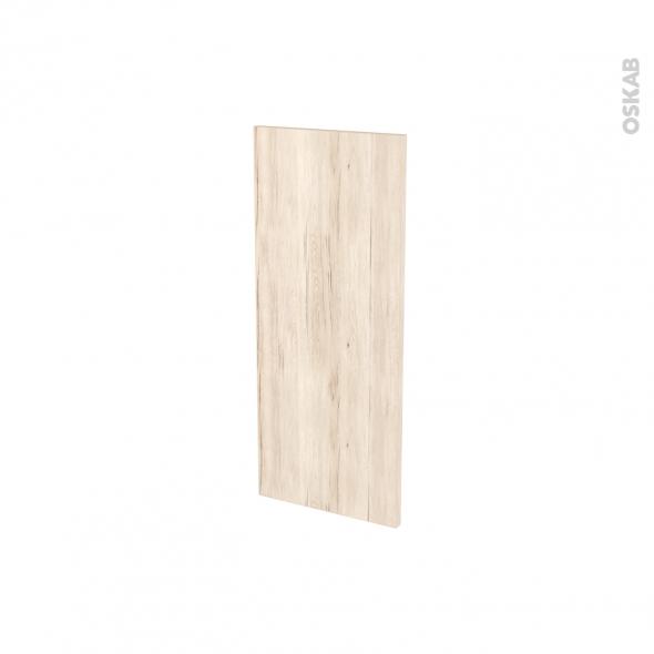 Façades de cuisine - Porte N°18 - IKORO Chêne clair - L30 x H70 cm