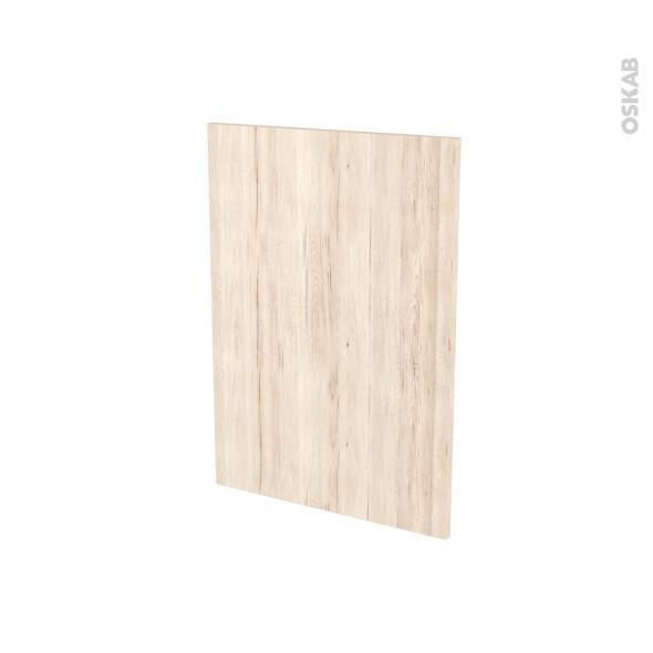 Façades de cuisine - Porte N°20 - IKORO Chêne clair - L50 x H70 cm