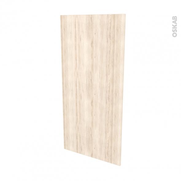 Façades de cuisine - Porte N°27 - IKORO Chêne clair - L60 x H125 cm