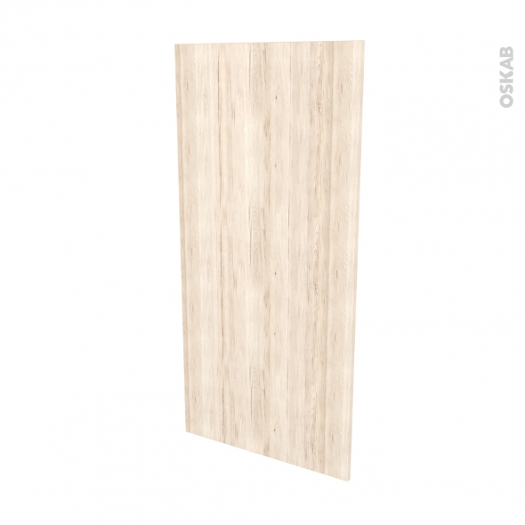 IKORO Chêne clair - porte N°27 - L60xH125