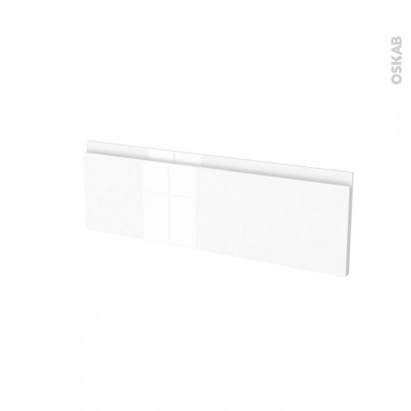 Façades de cuisine - Face tiroir N°39 - IPOMA Blanc - L80 x H25 cm