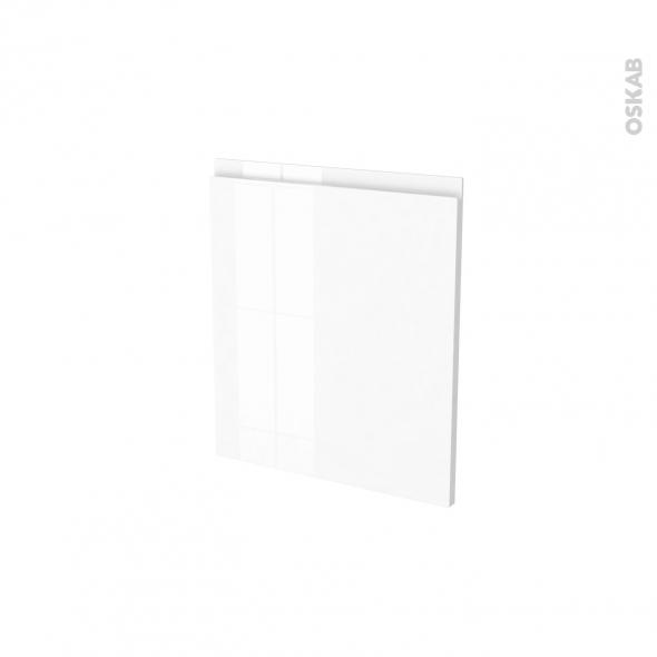 Façades de cuisine - Porte N°15 - IPOMA Blanc - L50 x H57 cm