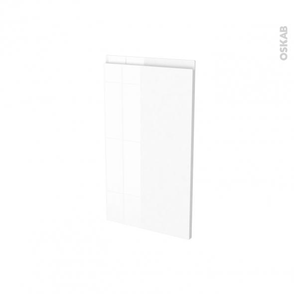 Façades de cuisine - Porte N°19 - IPOMA Blanc - L40 x H70 cm