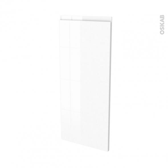 Façades de cuisine - Porte N°23 - IPOMA Blanc - L40 x H92 cm
