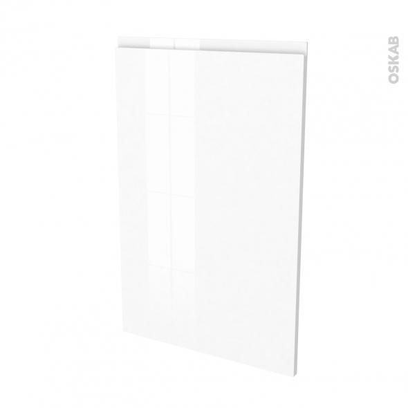 Façades de cuisine - Porte N°24 - IPOMA Blanc - L60 x H92 cm