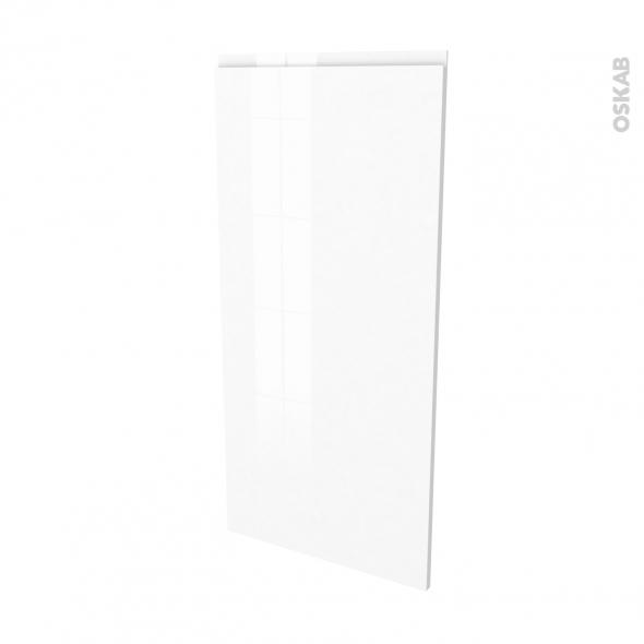 Façades de cuisine - Porte N°27 - IPOMA Blanc - L60 x H125 cm