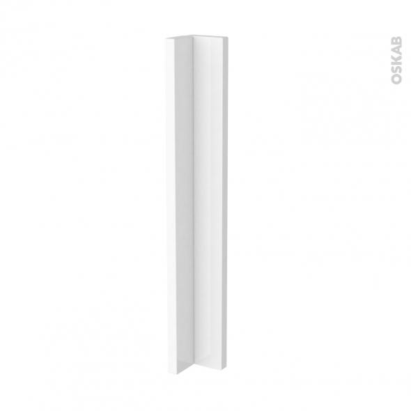 Renvoi d'angle de cuisine - N°36 - IPOMA Blanc brillant
