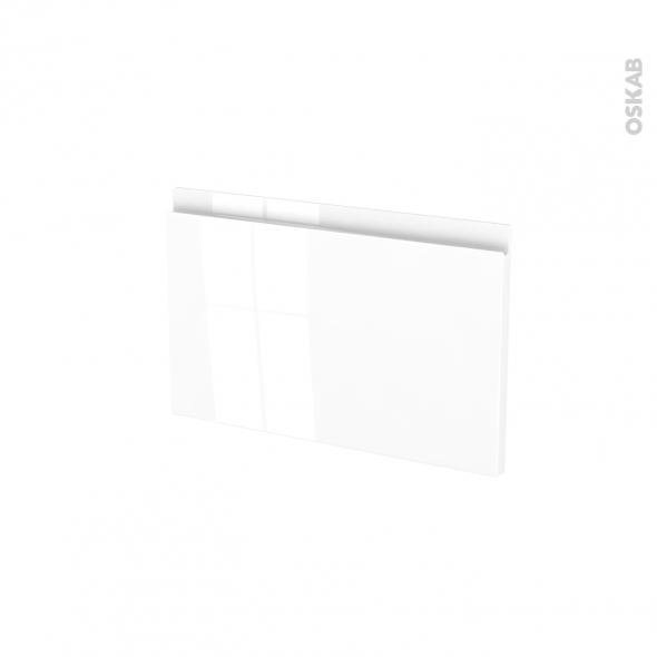 Façades de cuisine - Face tiroir N°7 - IPOMA Blanc - L50 x H31 cm