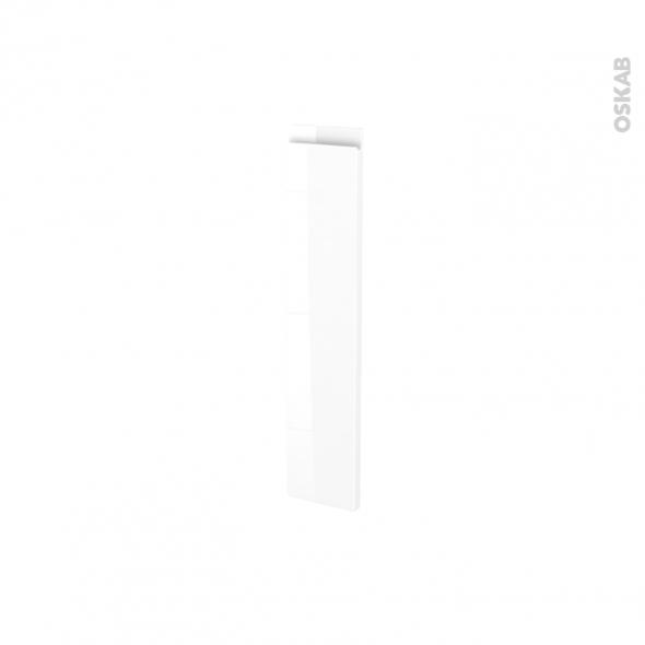 Façades de cuisine - Porte N°17 - IPOMA Blanc - L15 x H70 cm