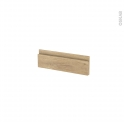 Façades de cuisine - Face tiroir N°1 - IPOMA Chêne naturel - L40 x H13 cm