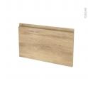 Façades de cuisine - Face tiroir N°10 - IPOMA Chêne naturel - L60 x H35 cm