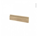 IPOMA Chêne Naturel - face tiroir N°2 - L50xH13