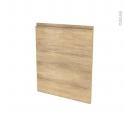 Façades de cuisine - Porte N°21 - IPOMA Chêne naturel - L60 x H70 cm