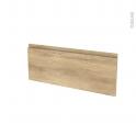 IPOMA Chêne Naturel - face tiroir N°38 - L80xH31