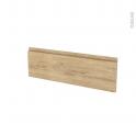 IPOMA Chêne Naturel - face tiroir N°39 - L80xH25