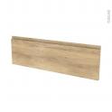 Façades de cuisine - Face tiroir N°40 - IPOMA Chêne naturel - L100 x H31 cm