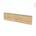 Façades de cuisine - Face tiroir N°41 - IPOMA Chêne naturel - L100 x H25 cm