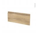IPOMA Chêne Naturel - face tiroir N°5 - L60xH25