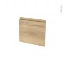 Façades de cuisine - Face tiroir N°9 - IPOMA Chêne naturel - L40 x H35 cm